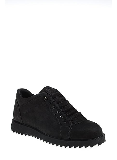 Hammer Jack Nubuk Ayakkabı Siyah